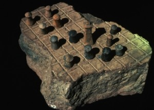10*10 Chessboard, IndusValley, 2600 BC
