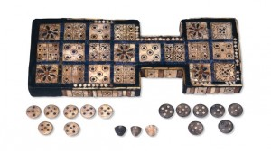 The Royal Game of Ur 2600 BC