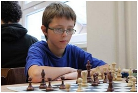 Jergus Pechac the young Slovak chess talent