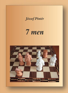 7 MEN - NEW BOOK FROM GM JOZSEF PINTER - COVER
