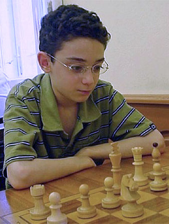 Fabiano Caruana - GM norm - First Saturday - LearningChess