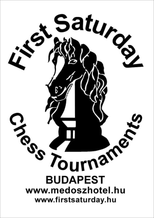 First Saturday Logo - LearningChess