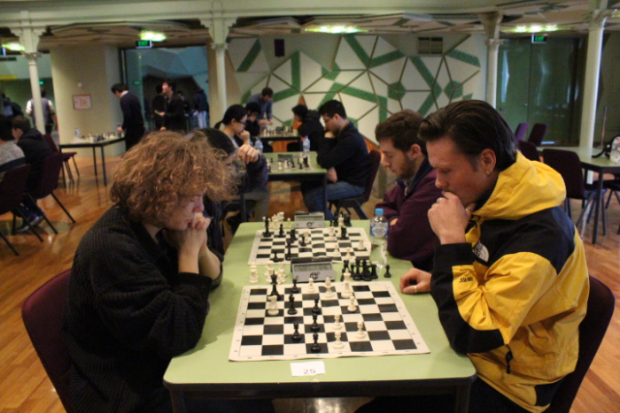 Inter University Chess Tournament Australia - Scholastic Chess - LearningChess