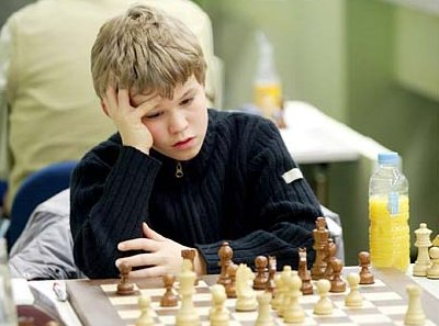 Magnus Carlsen - First Saturday - LearningChess