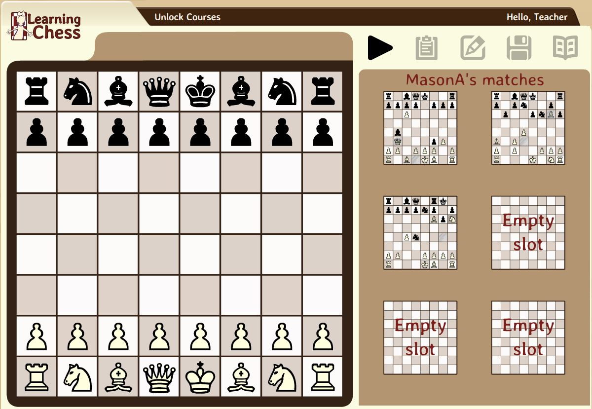 Learning Management - Reply and analyze your student chess games.JPG